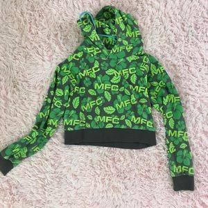 Tops - Crop top jacket